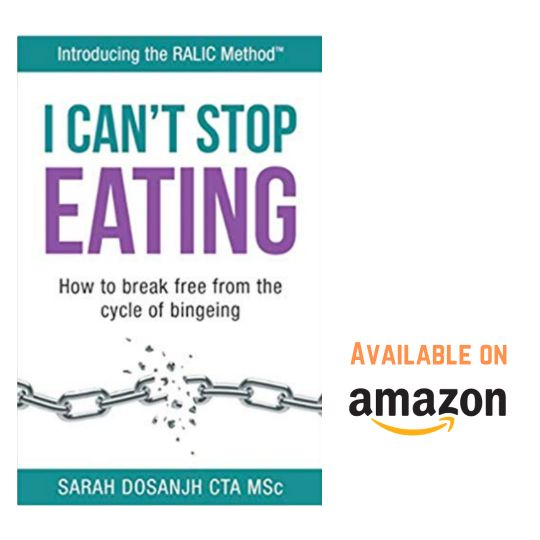 I Can't Stop Eating by Sarah Dosanjh