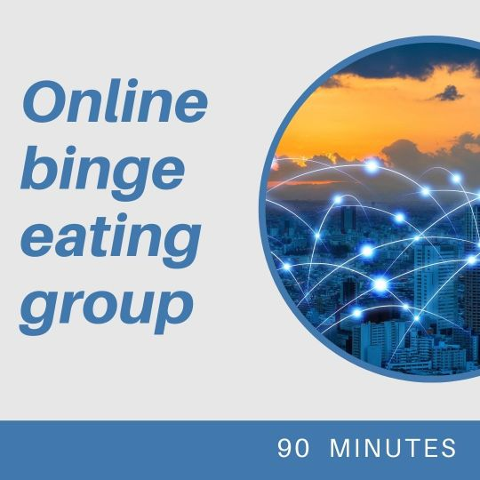 online binge eating therapy group