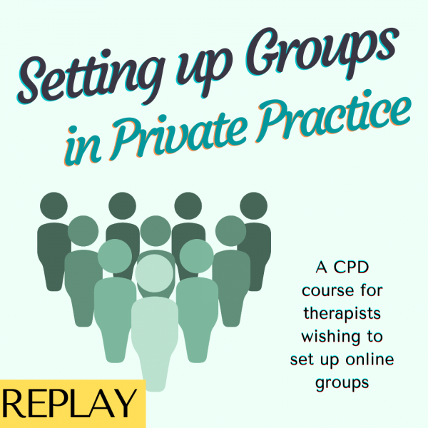Therapy groups replay
