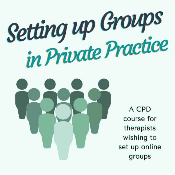 setting up therapy groups cpd